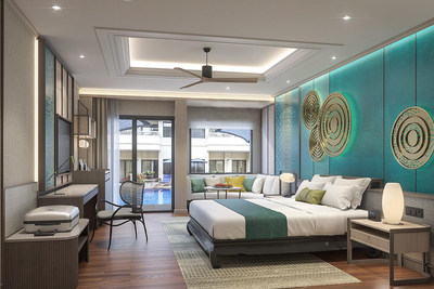Offering a fresh guest experience for new and returning guests, the beautifully appointed Studio Rooms and Villas at Holiday Inn, Phuket meld heritage-inspired décor with Modern Thai elegance
