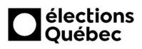 Logo : Élections Québec (Groupe CNW/Directeur général des élections)