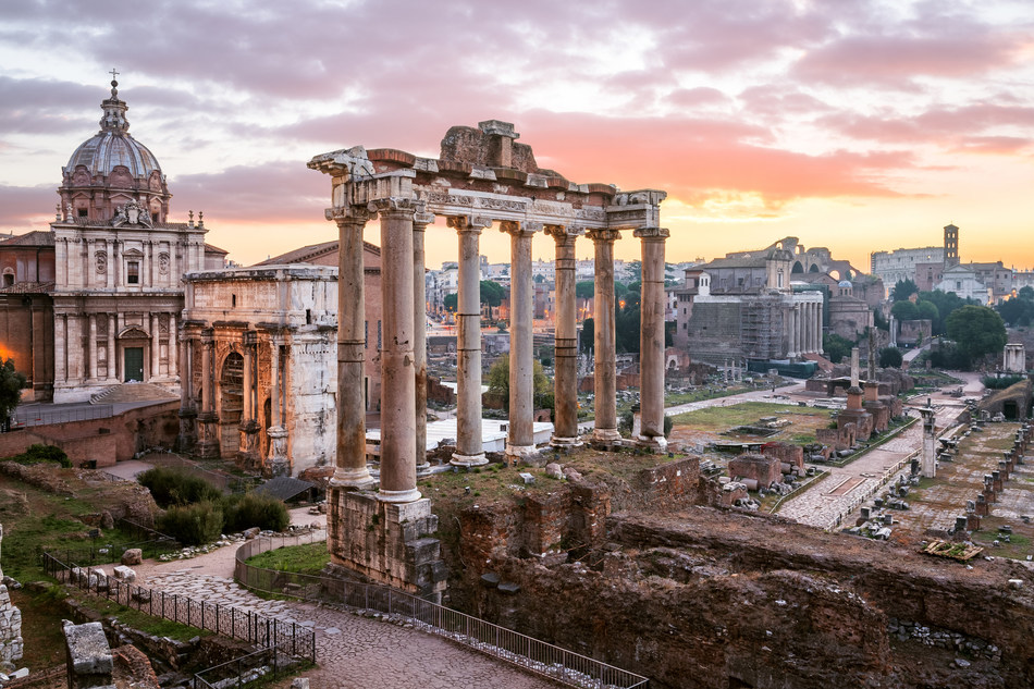 WestJet announced that Western Canadians looking to visit Rome, Italy will now have seasonal non-stop service on the airline's state-of-the-art Dreamliner, starting May 2, 2020 (CNW Group/WESTJET, an Alberta Partnership)