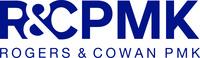 Rogers & Cowan/PMK logo (PRNewsfoto/Rogers & Cowan/PMK)
