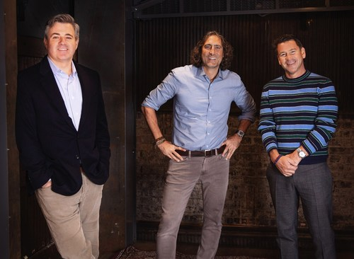 Proper Rate, LLC, Founders (Left to Right) Mike Golden, Victor Ciardelli and Thad Wong.