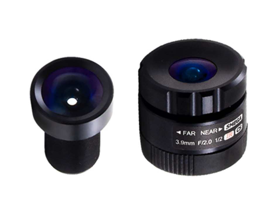 Marshall Electronics 5500 Series 5MP lens for robotics, OEM, and professional video applications.