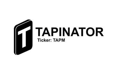 Tapinator Logo (PRNewsfoto/Tapinator, Inc.)