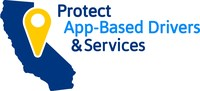 Protect App-Based Drivers & Services Logo (PRNewsfoto/Protect App-Based Drivers and S)