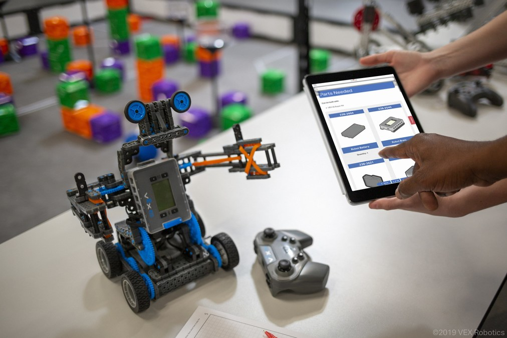 Vex Robotics Expands What Educators Can Do In The Classroom