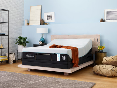 Tempur-Pedic changed the bedding industry with the introduction of the world's first infinitely-adaptable mattress more than 25 years ago. In Spring 2019, Tempur-Pedic fully released the TEMPUR-breeze mattress line.