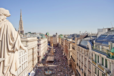 The City of Vienna (C) Vienna Tourist Board/Christian Stemper