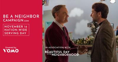 Be A Neighbor