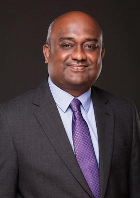 Ruben Veerasamy, vicepresidente principal para el Caribe de Equisoft (CNW Group/Equisoft)