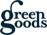 Logo of Green Goods the new dispensary brand from Vireo Health, a physician-founded, science-focused cannabis company.