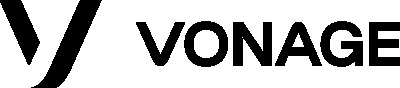 New Vonage logo (PRNewsfoto/Vonage)