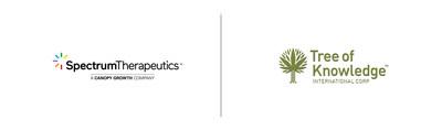 A Spectrum Therapeutics e a Tree of Knowledge anunciam parceria para educar e apoiar profissionais de cuidados com a saúde (CNW Group/Spectrum Therapeutics)