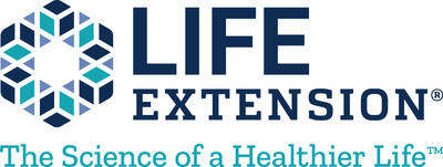 Life Extension Logo (PRNewsfoto/Life Extension)