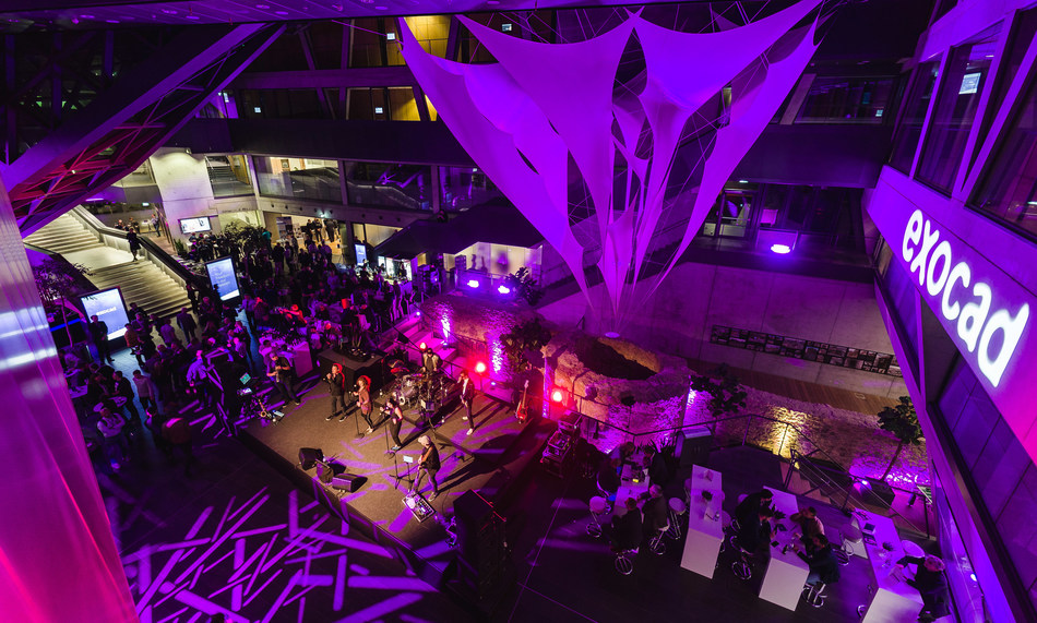 """""""A decade of digital innovation"""" is the motto for the global event exocad Insights 2020, with which the company will also celebrate its tenth anniversary on March 12 - 13, 2020. On Thursday evening, the international exocad community can expect a lavish birthday party in Darmstadt, the headquarters of the software company."""