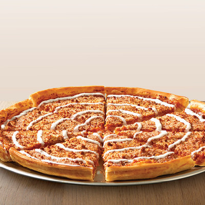 Pizza Inn's Popular Pumpkin Pizzert Makes its Highly Anticipated Return for the Holiday Season