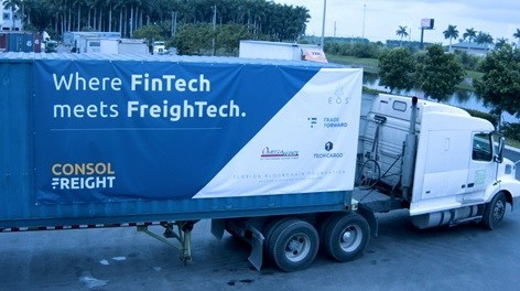 ConsolFreight solution for Trade Finance (PRNewsfoto/ConsolFreight)