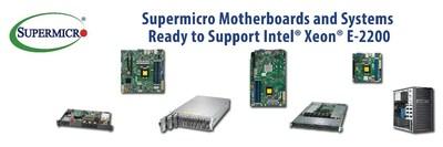 美超微提升高密度入门级嵌入式服务器性能