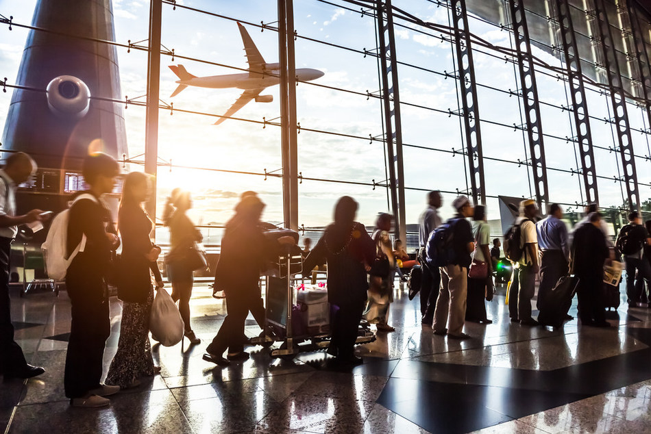 Zensors helps Airports eliminate passengers Holiday travel stress.