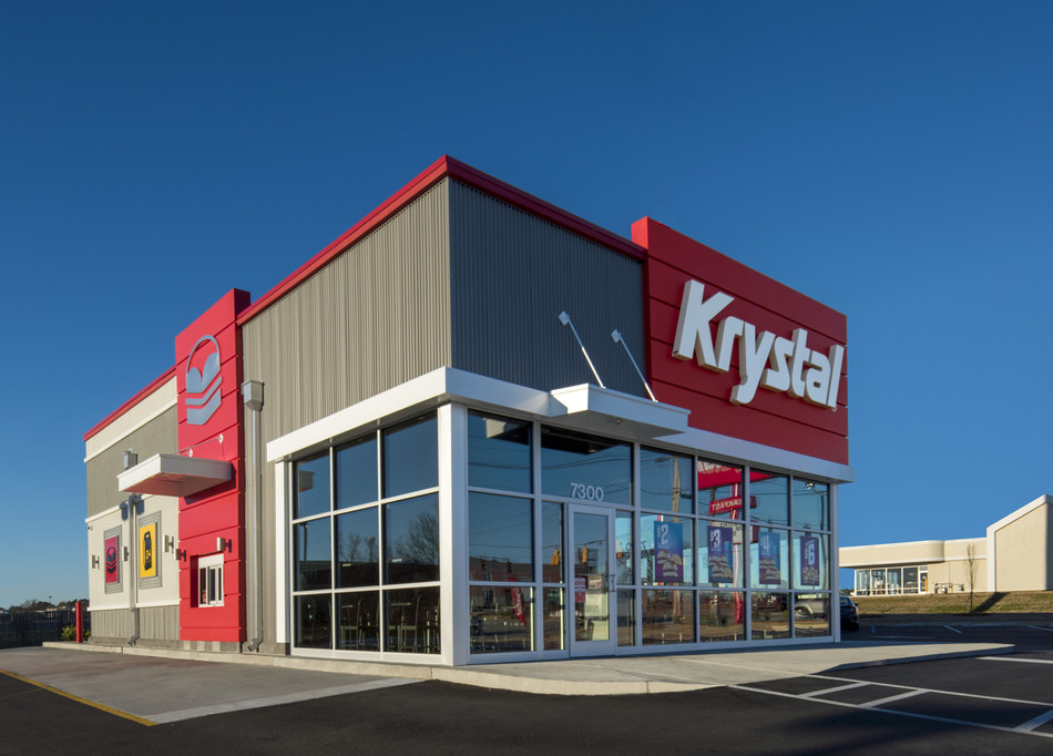 Krystal plans to refranchise approximately 100-150 company-owned restaurants as part of its ongoing business and fleet revitalization. The brand has rebuilt nine restaurants since 2018, generating first year-over-year comp sales ranging from +29.8 percent to +107.5 percent for the periods each has been opened.