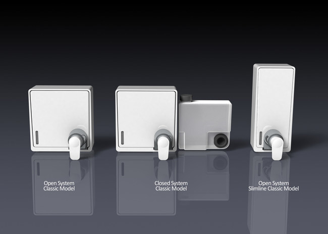 MOSAIC™ Dispensing Collection for Hotels, Resorts and Cruise Lines (CNW Group/JRS Amenities)