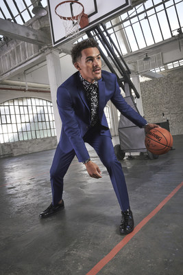 Trae Young in Express NBA Game Changers Campaign