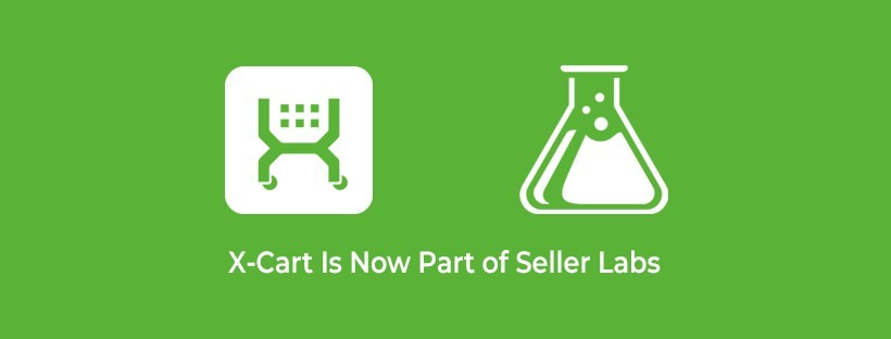 X-Cart is now a part of Seller Labs.