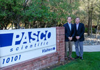 PASCO Scientific Announces Richard Briscoe as President and CEO