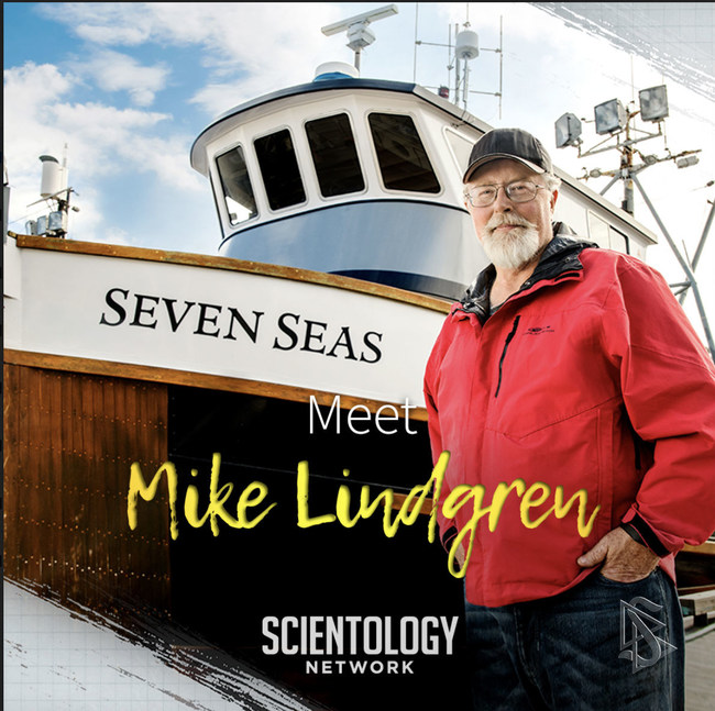 Meet a Scientologist Sets Sail on the Seven Seas with Alaska fisherman Mike Lindgren.