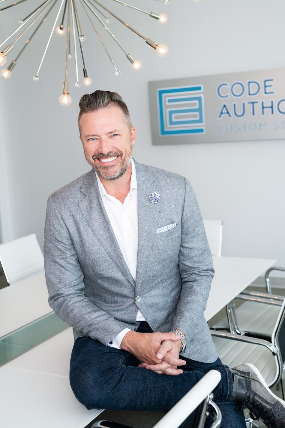 Jason W. Taylor, President of Code Authority