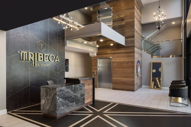 The Tribeca Apartments are now under the management of national multifamily management specialists Mission Rock Residential.
