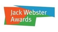 Logo Jack Webster Awards (CNW Group/Jack Webster Foundation)