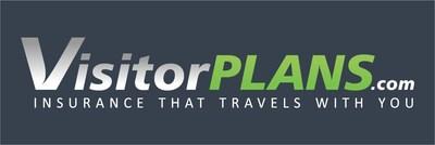 VisitorPLANS.com Logo (PRNewsfoto/MCIS Multichoice Insurance Serv)