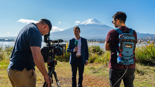 ITV Sport using LiveU technology for live RWC coverage