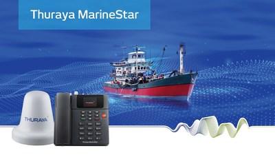Thuraya MarineStar提供集颠覆性语音、跟踪和监控功能于一体的单一灵活解决方案