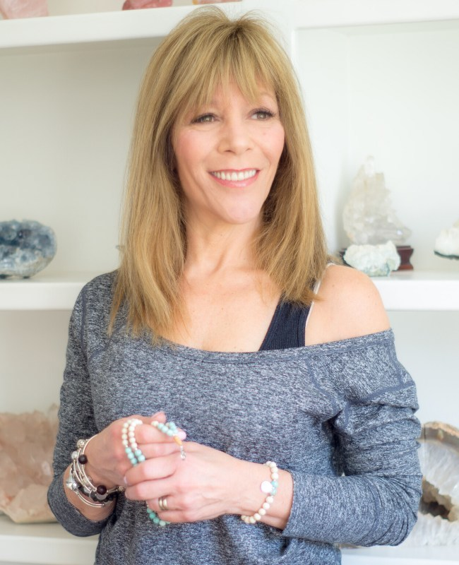 Made As Intended Founder Dawn Sprong created Blessing Bracelets after discovering the life-changing power of gratitude.
