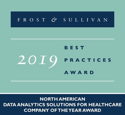 Frost & Sullivan Distinguishes Inovalon as Company of the Year for Advancing the Healthcare Industry by Harnessing Massive-Scale Data and Advanced Analytics