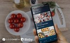 SideChef Announces Integration with Samsung's Bixby to Provide Intelligent Access to Voice-Activated, Step-by-Step Video Recipes