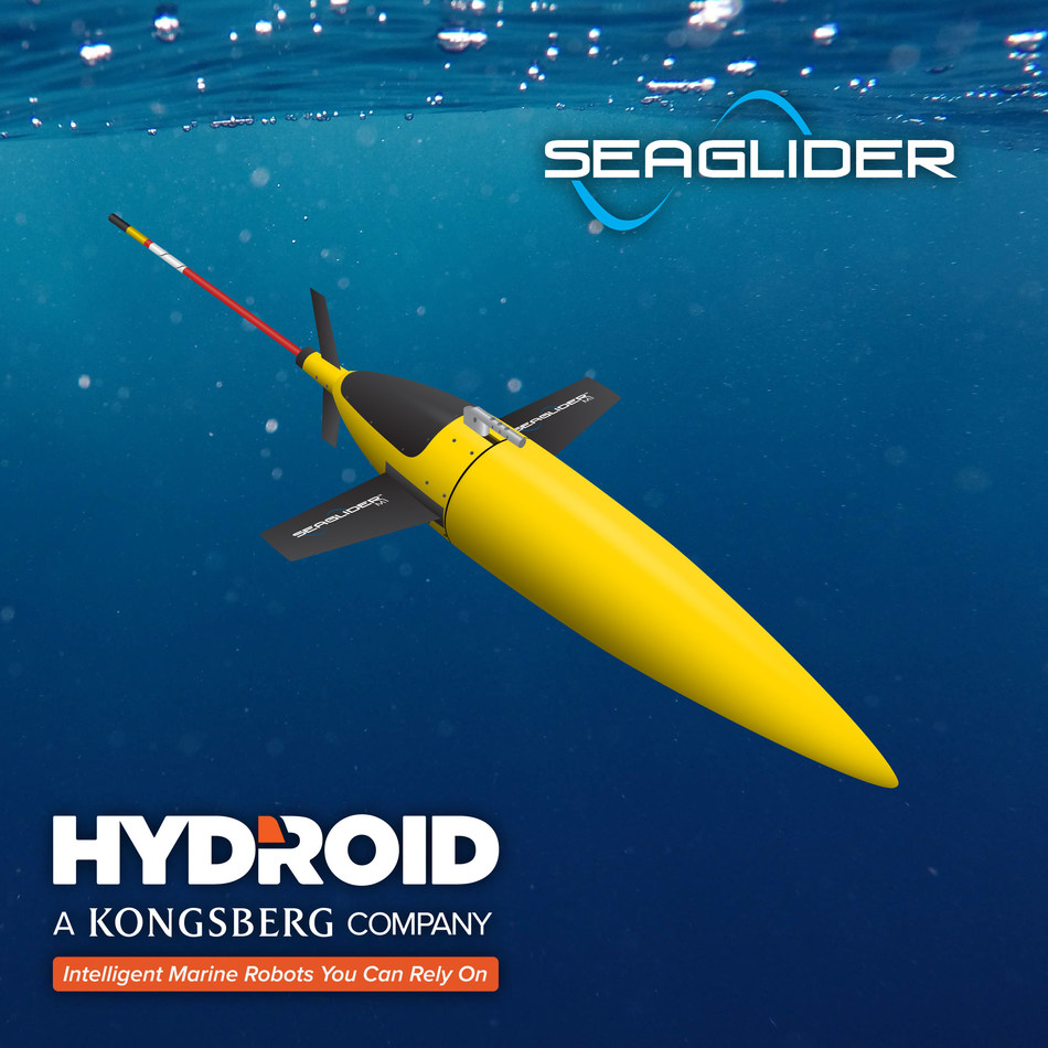 Seaglider Autonomous Underwater Vehicle (AUV)