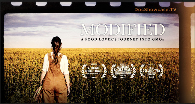 "Documentary Showcase premieres award-winning documentary ""Modified"" on Friday, November 1."