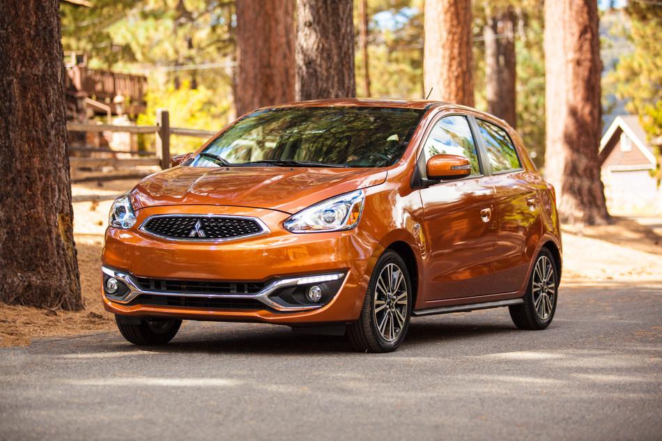 Mitsubishi Motors reports October 2019 sales.