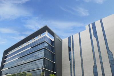 Maior instalação da SHL até hoje, a unidade de Liufu tem 63.000 m2 de espaço para escritórios modernos e recursos avançados de fabricação.