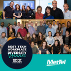 MetTel Named Most Diverse Tech Company Second Year in Row