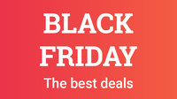 Black Friday The Best Deals Logo