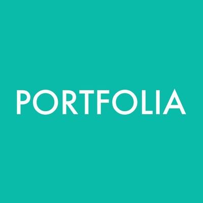 Portfolia Logo (PRNewsfoto/Portfolia)