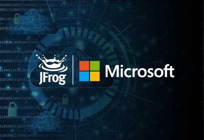 JFrog Delivers Universal End-To-End DevSecOps Solution in the Microsoft Azure Marketplace