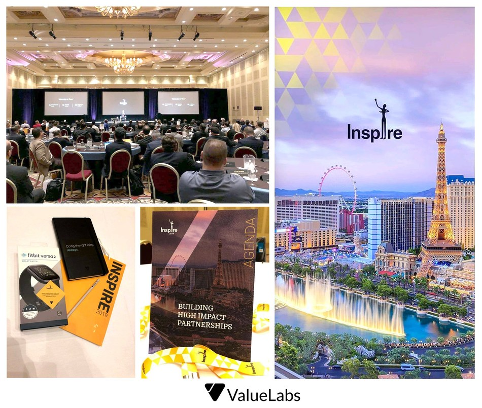 ValueLabs Celebrates High Impact Partnerships at Inspire 2019