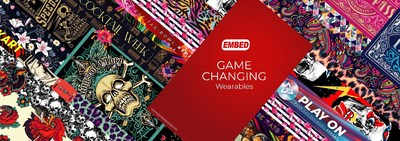 Embed Reimagines Wearable Media that Serve to Drive Return Visits and Customer Loyalty
