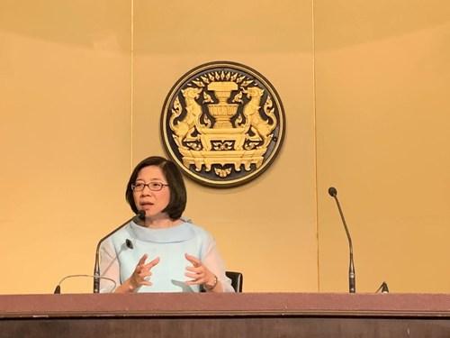 Ms. Duangjai Asawachintachit, BOI Secretary General