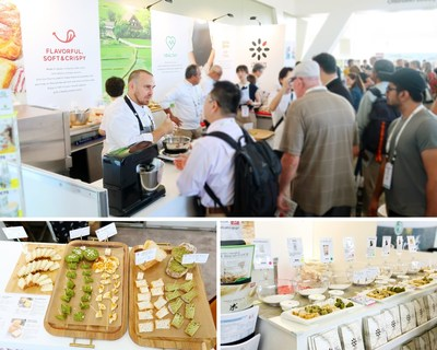 Zachary Golper, the ambassador chef presenting the superiority of Japanese rice flour / Gluten-free Japanese rice flour breads