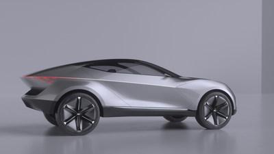 Kia Motors has revealed its new Futuron Concept